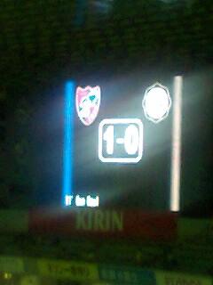 FC東京1‐0オリンピア