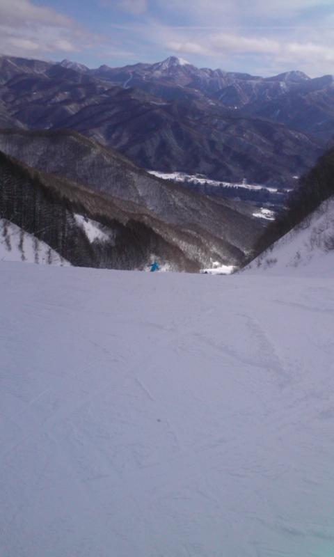 13-14シーズン滑り初め